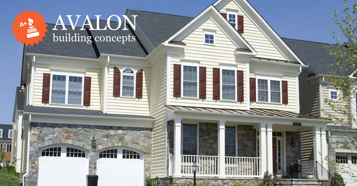 Avalon Building Concepts - Grand Rapids Roofing, Siding, Insulation and Replacement Windows